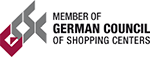 Logo German Council of Shopping Centers (Mitglied)